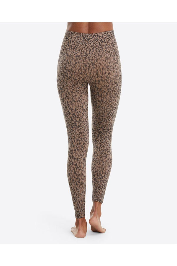 Load image into Gallery viewer, Look At Me Now Leggings in Mini Leopard - HEMLINE