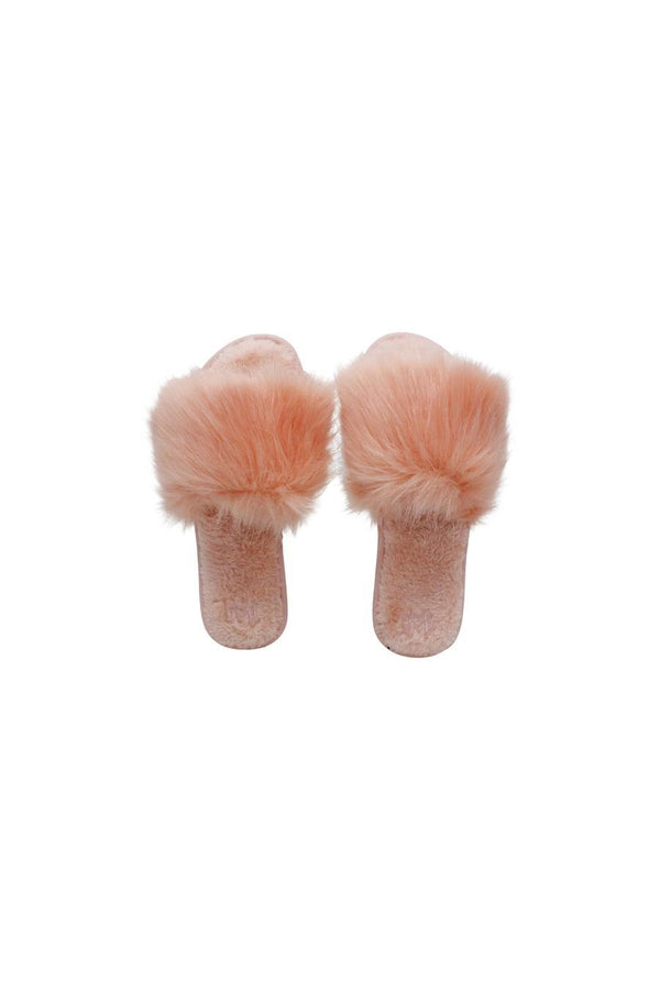 Slumber Slippers in Posh