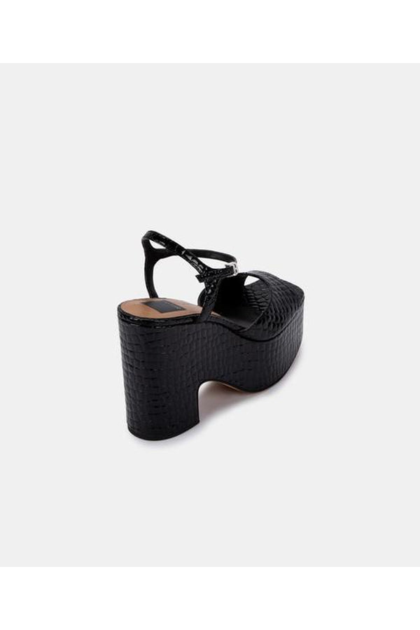 Porcha Heels in Midnight