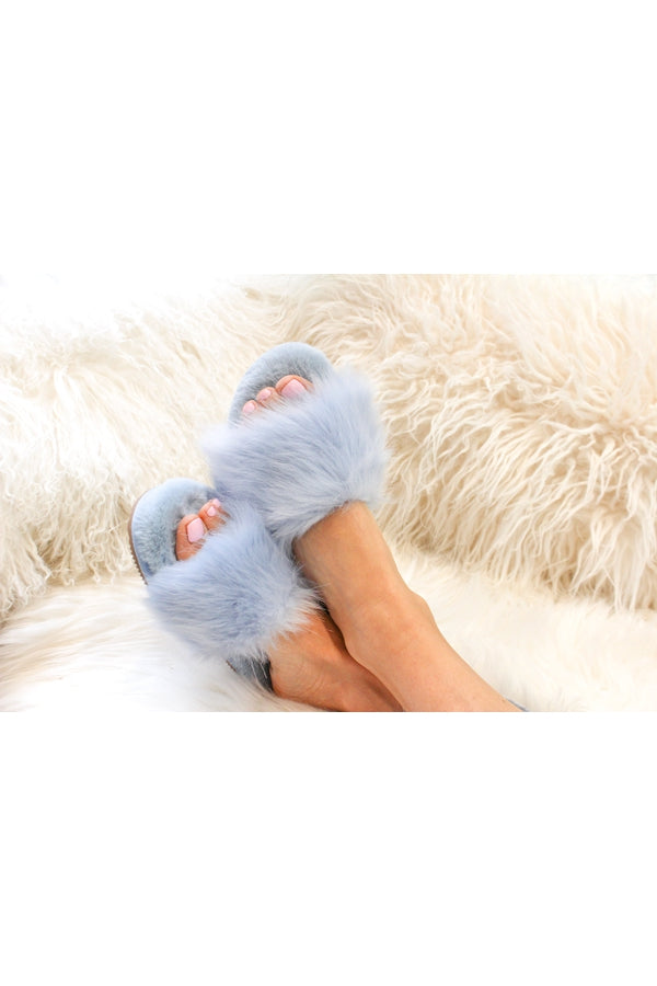 Slumber Slippers in Lullaby