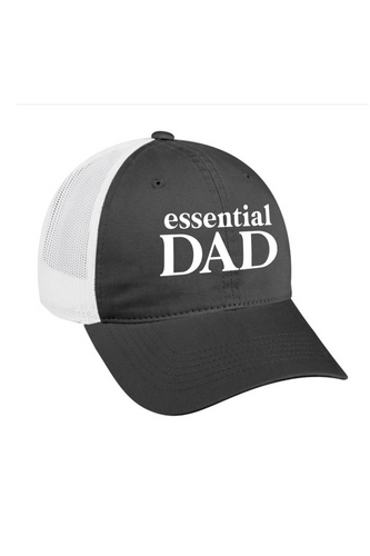 Hemline Exclusive Essential Dad HAt
