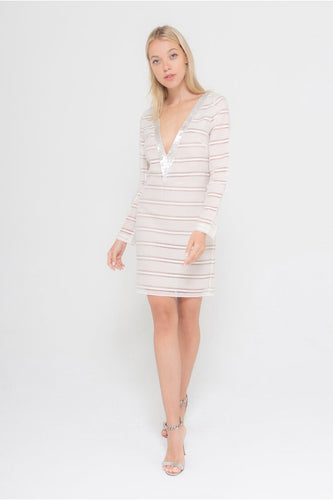 Joelle Mini Dress - HEMLINE