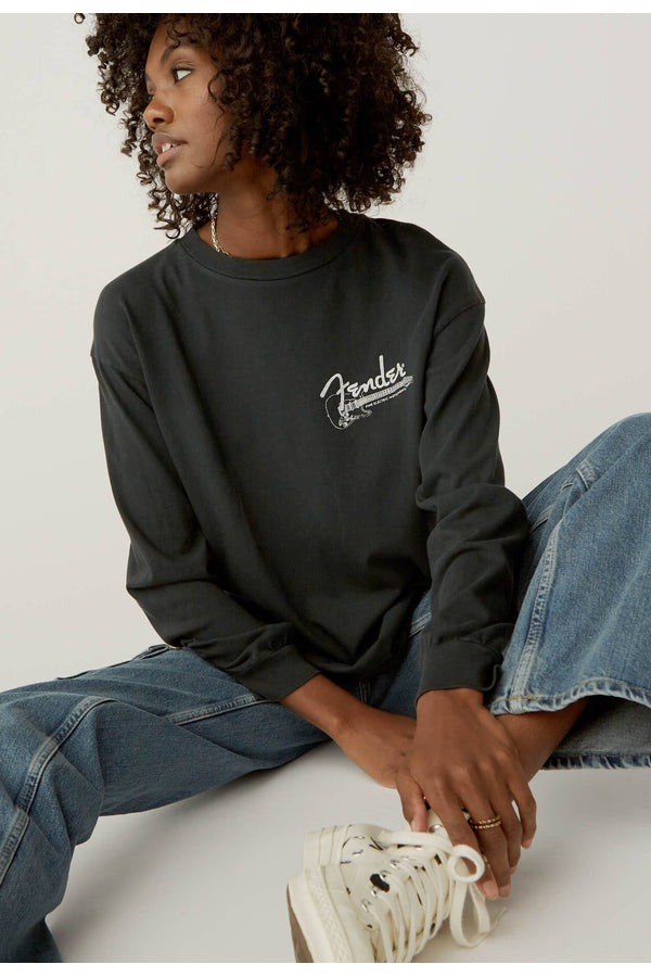 Fender The Sound Oversized Long Sleeve Tee