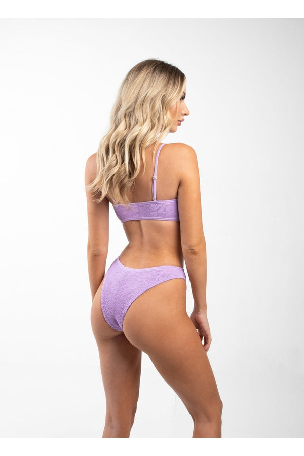Maldives Top in Violet