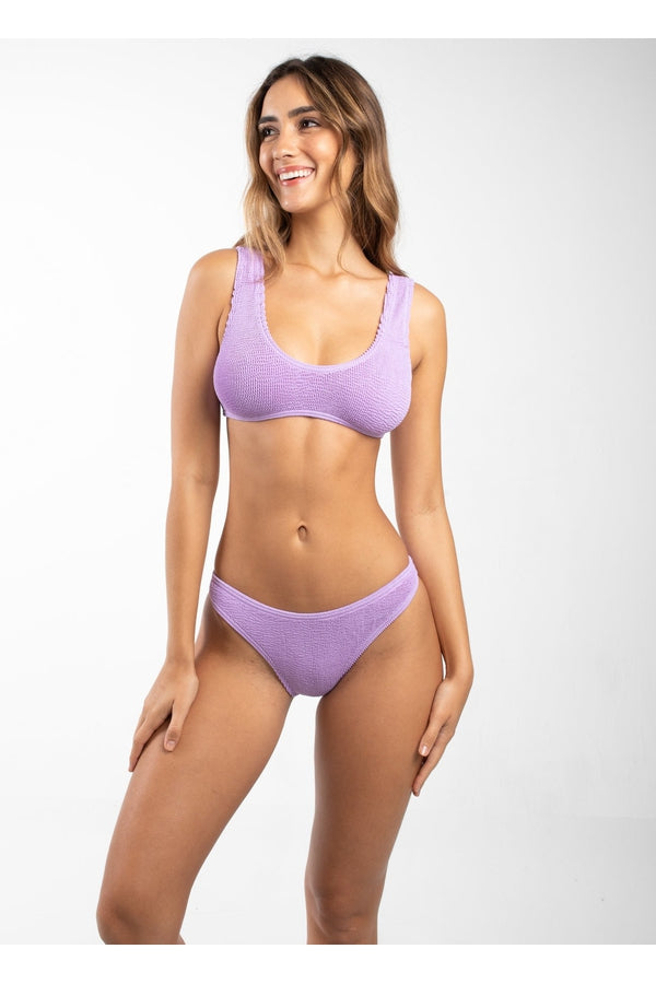 Barcelona Top in Violet
