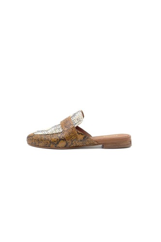 Milan Loafer in Honey - HEMLINE