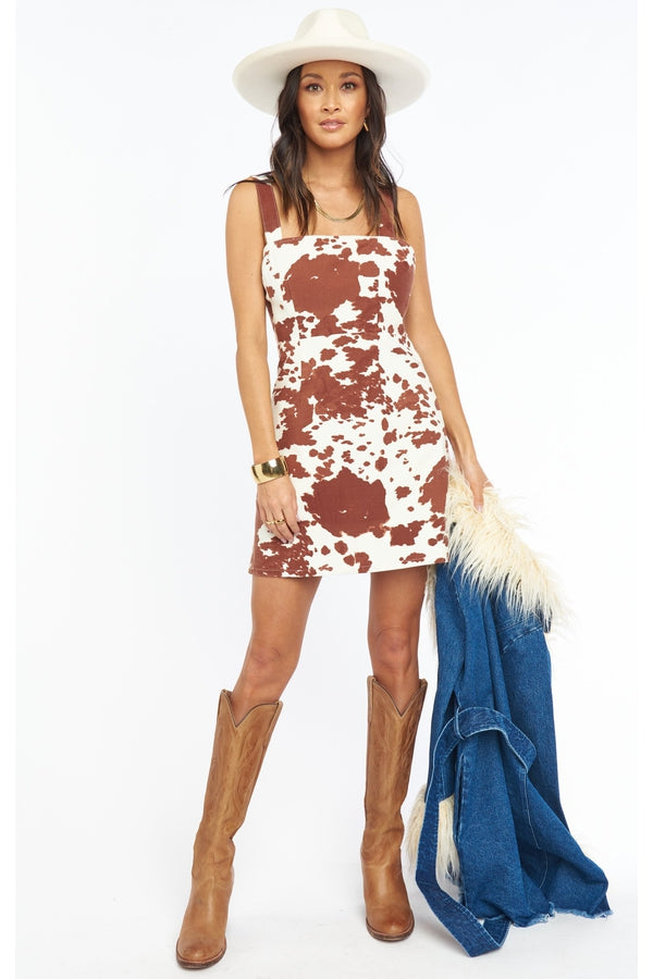 Dorothy Dress in Holy Cow
