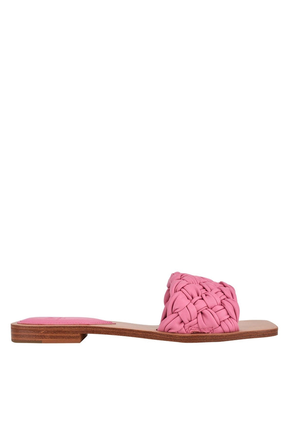 Reanna Slide in Medium Pink