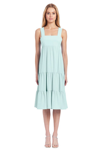 Mitzi Dress in Sea Mist