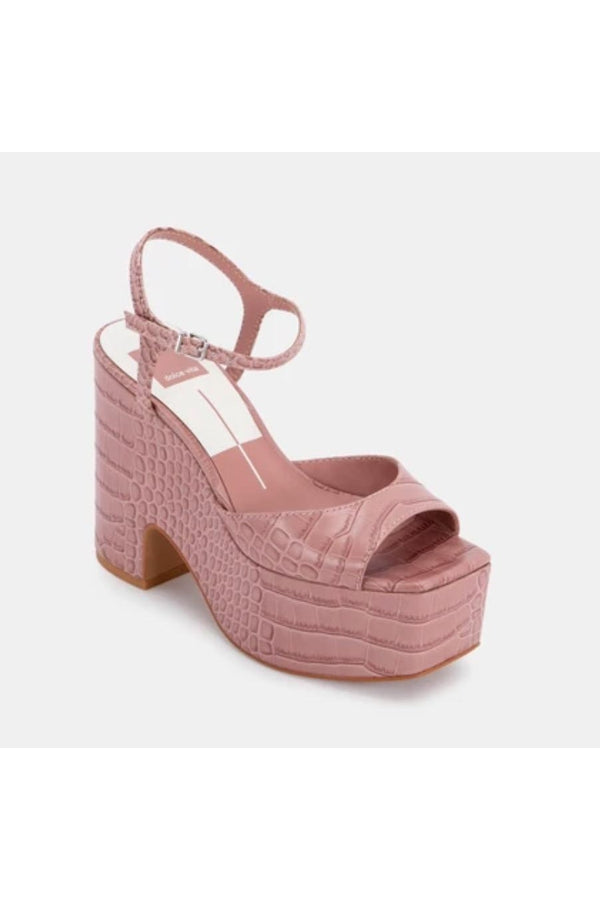 Porcha Heels in Rose