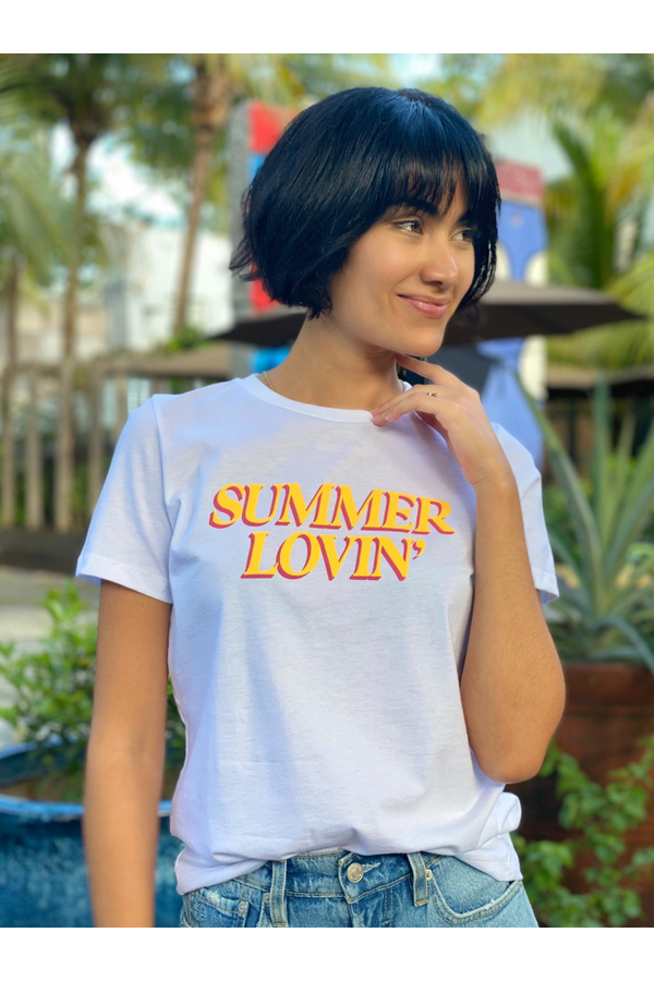 Hemline Exclusive Summer Lovin' Tee