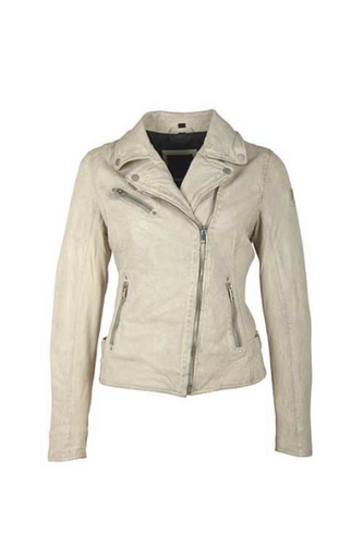 Sofia Jacket in Off White