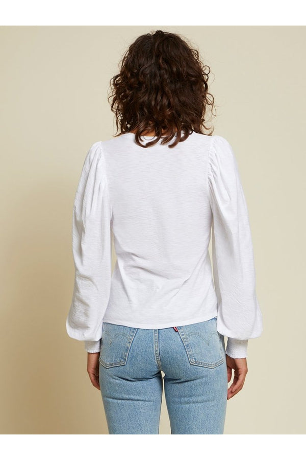 Tabitha Long Sleeve in White