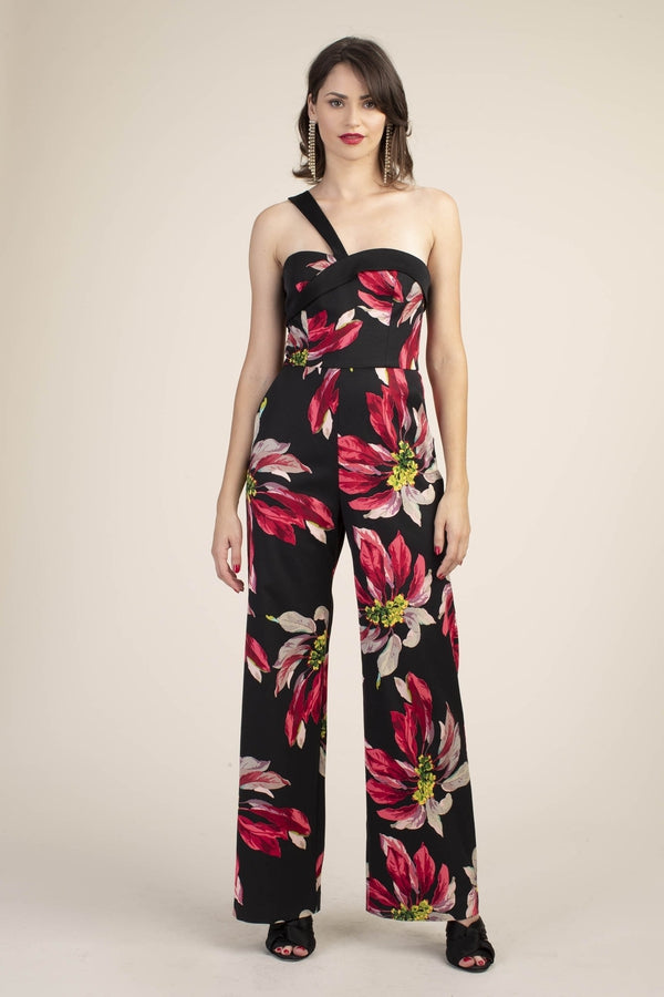 Load image into Gallery viewer, Rabenda Jumpsuit - HEMLINE