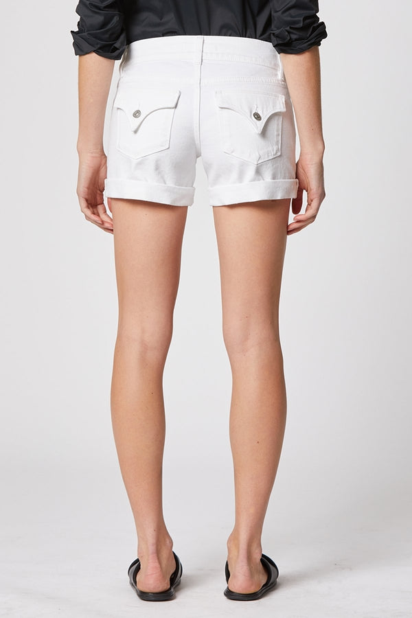 Croxley Short in White