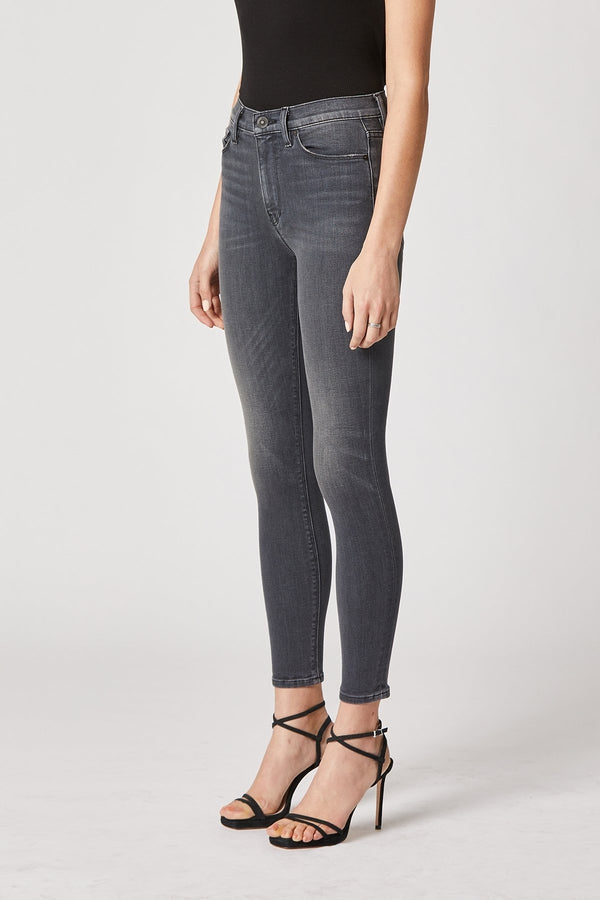 Barbara High -Rise Super Skinny Jean in Harvest Moon