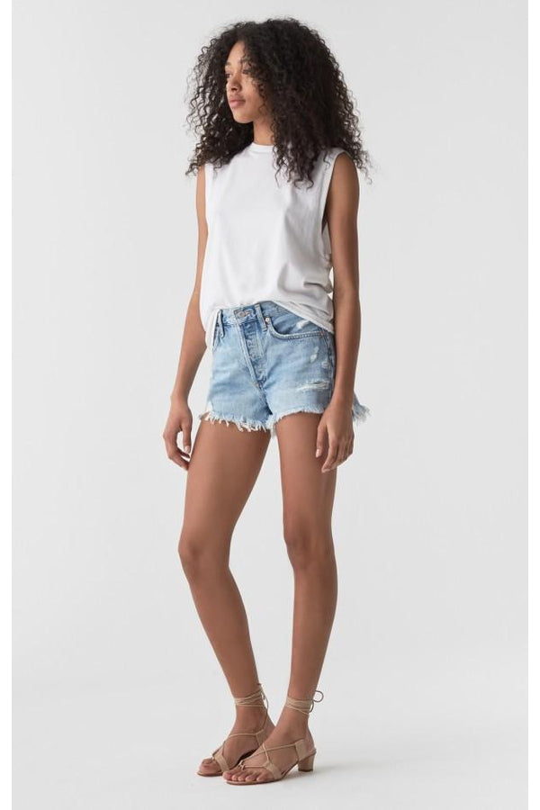 Parker Vintage Cut Off Shorts in Swapmeet