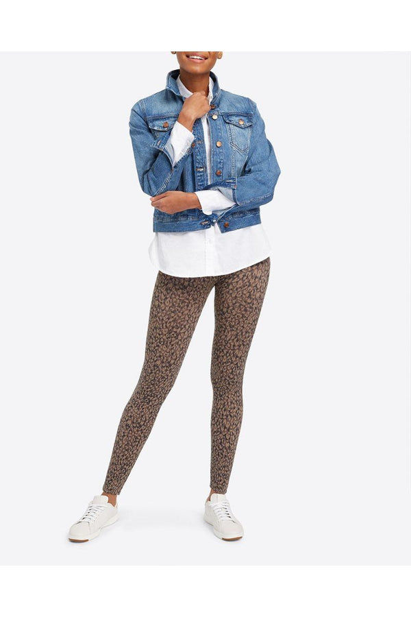 Load image into Gallery viewer, Look At Me Now Leggings in Mini Leopard
