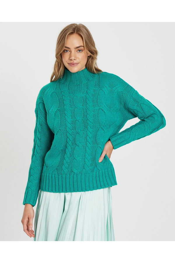 Fairmont Sweater - HEMLINE