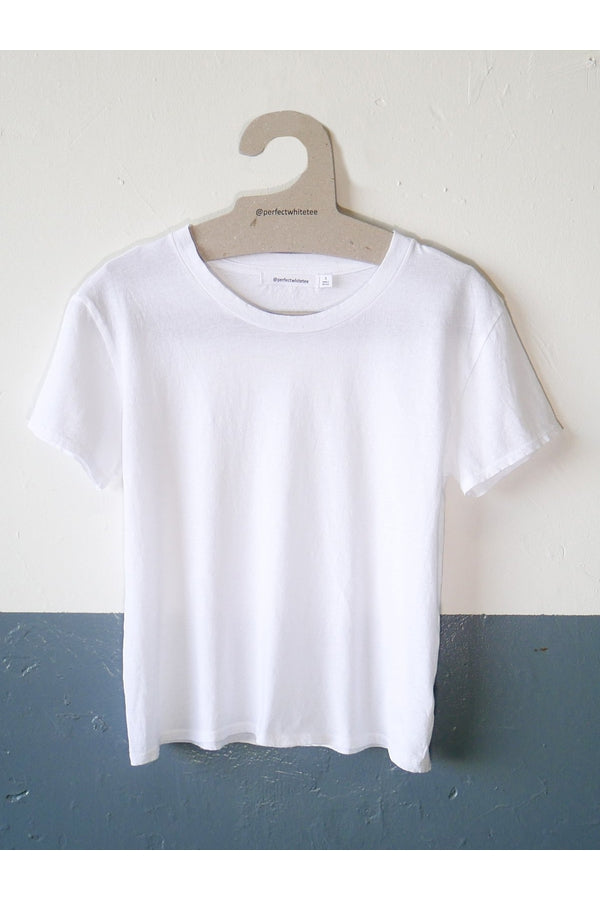 Harley Tee in White