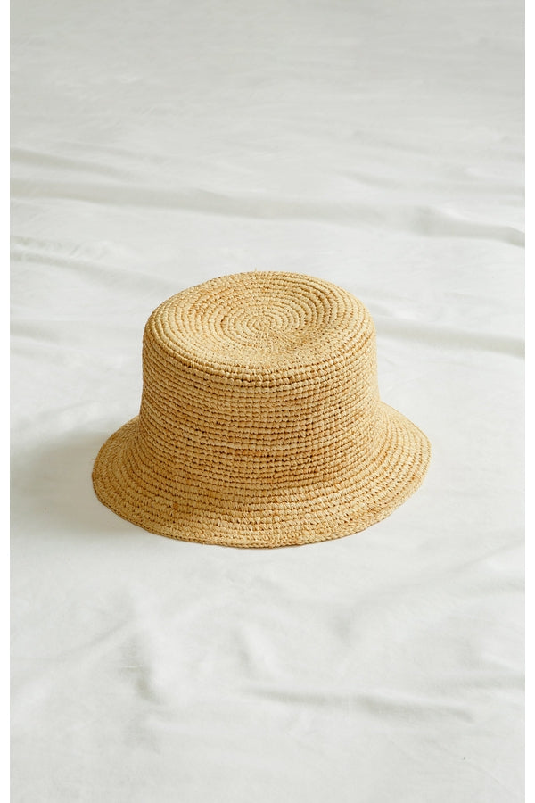 Aden Hat in Natural