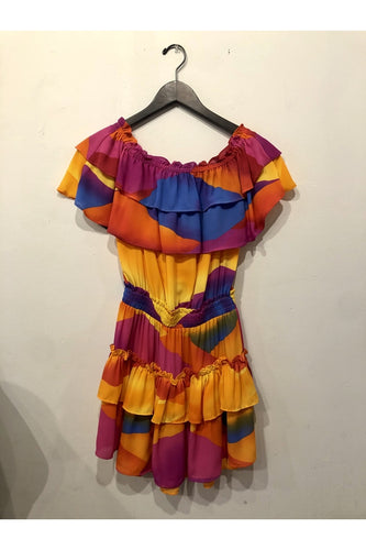 Kiera Sunset Dress
