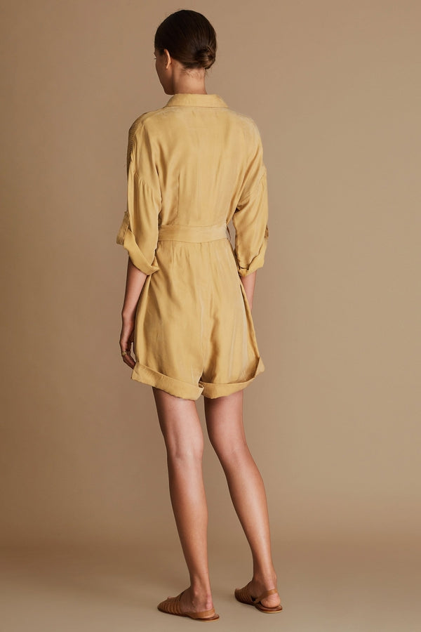 The Marcia Playsuit - HEMLINE