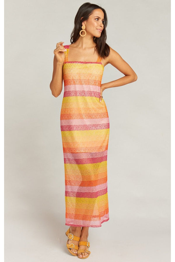 Load image into Gallery viewer, Harlowe Maxi Dress - HEMLINE