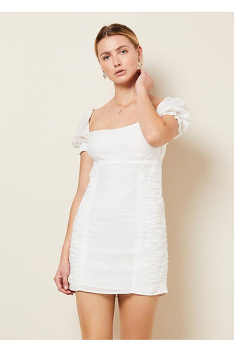Pearl Mini Dress - HEMLINE