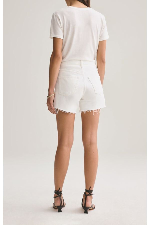 Load image into Gallery viewer, Parker Vintage Cut Off Shorts in Tissue