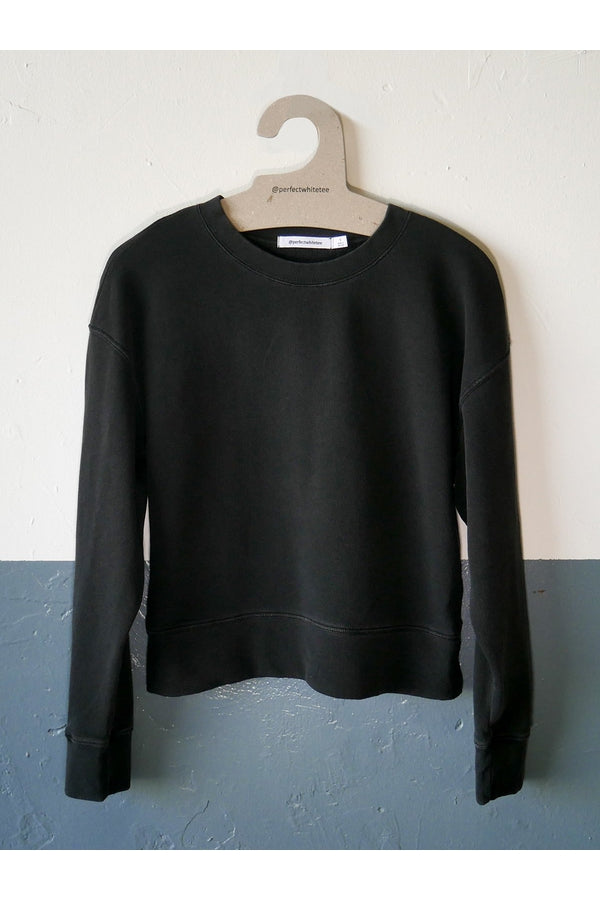 Tyler Sweatshirt in Vintage Black
