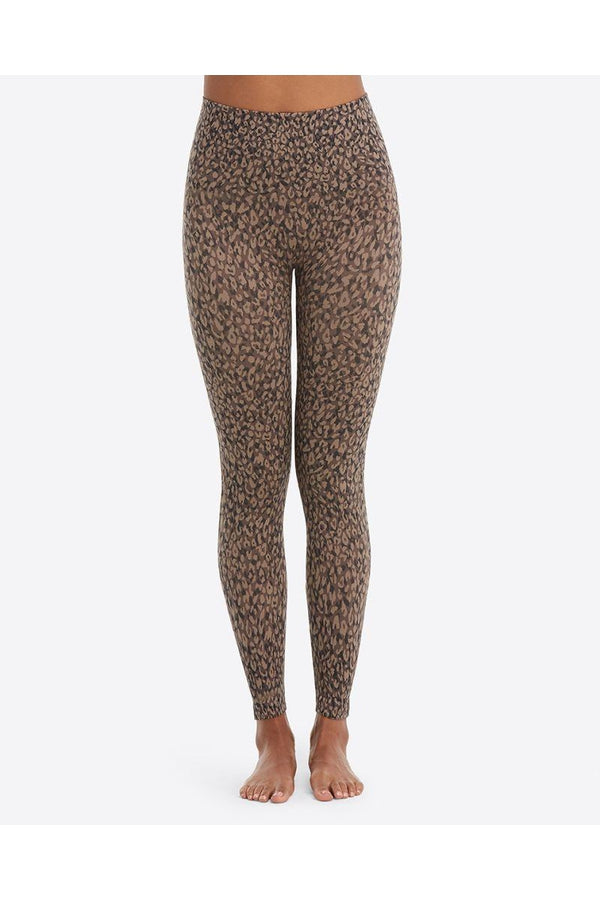 Look At Me Now Leggings in Mini Leopard