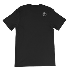 Five Faves FAMOUS F-WORD-TEE Black Back : Turn-The-F-Around