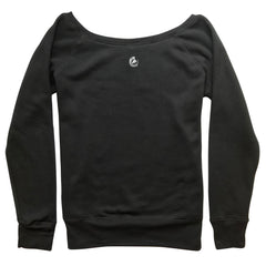 Five Faves F-Word-Tee Sweatshirt Fearless Black Back