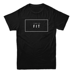 FIT F-WORD-TEE, <br>Unisex
