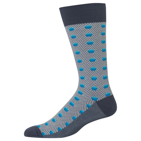 Herringbone Dots, Men's