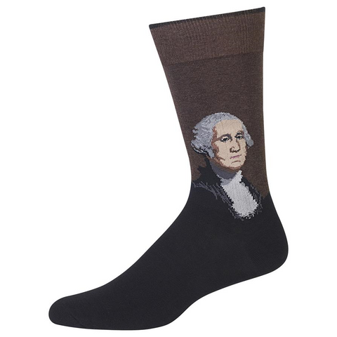 George Washington Socks, Mens, Hot Sox