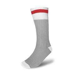 Classic Wool Socks - Red