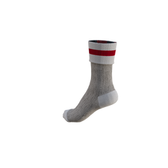 Wool Super Socks - Red