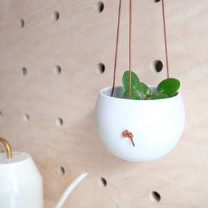 Ceramic Moon pot