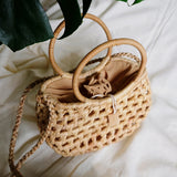 EMILY seagrass bag