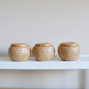 Bamboo Caddy