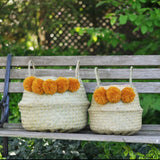 Marigold Belly Basket