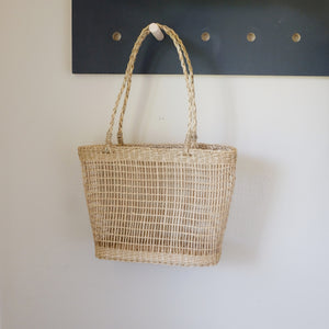 Tote seagrass bag