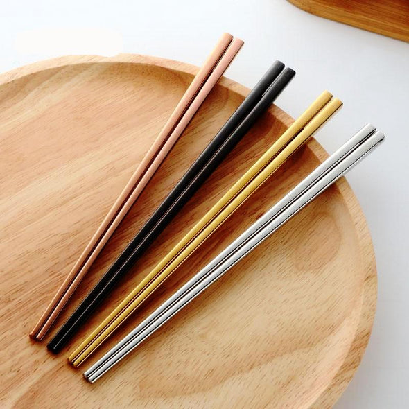 Japanese Colored Chopsticks Set