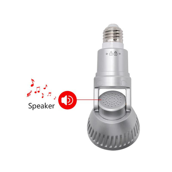 Guardian™ - The 2-in-1 Surveillance Camera and LED Bulb
