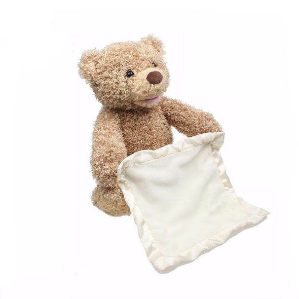 Bopeep Peek-a-Boo Plush Teddy Bear