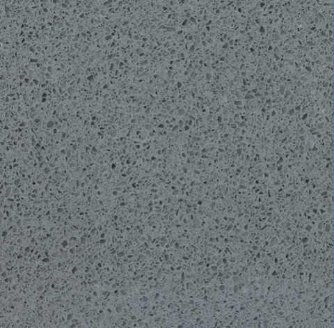 Pure Dark Grey Artificial Stone Jumbo Slab