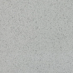 Pure Light Grey Artificial Stone Jumbo Slab