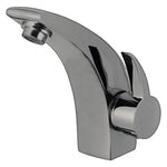 Single Hole Single Handle Bathroom Faucet (Brushed Nickel)